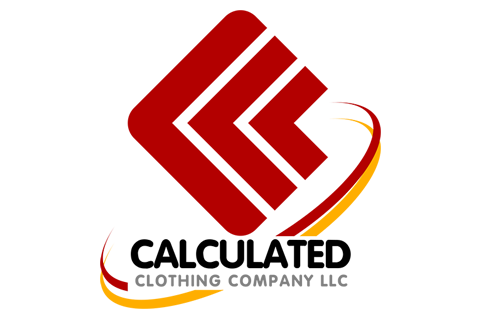 CALCULATED-CLOTHING-COMPANY-LLC-logo design by Quick logo