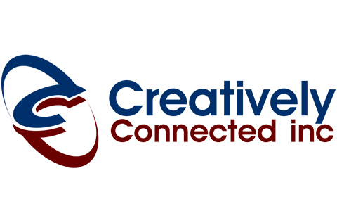 Creatively-Connected-inc-logo design by Quick logo