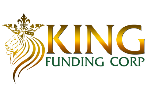 King-Funding-Corp01-logo design by Quick logo
