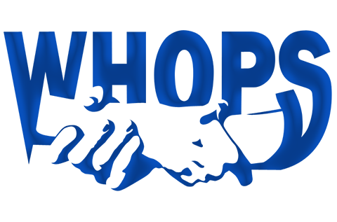 WHOPS-logo design by Quick logo